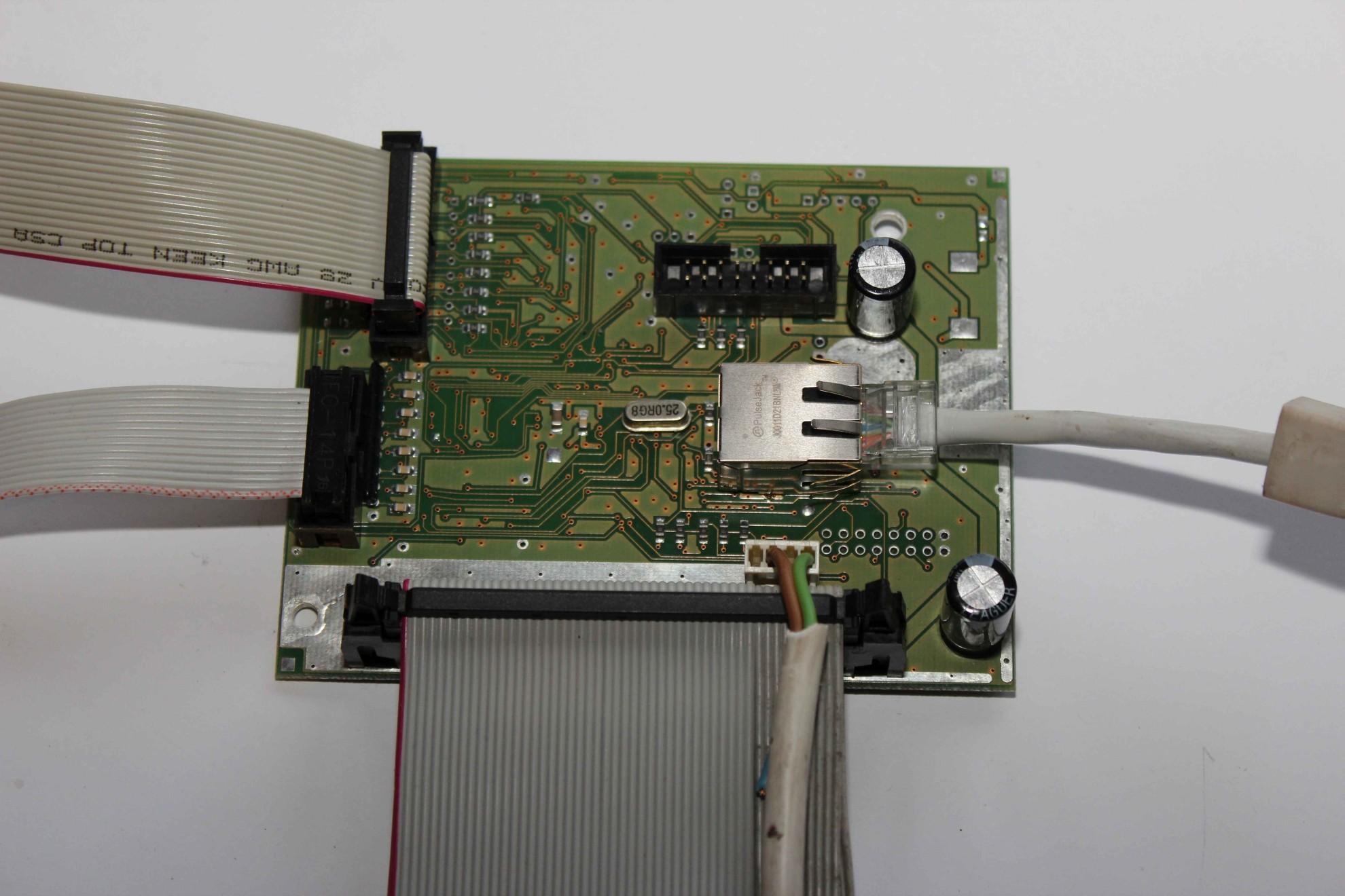 inteligentny budynek eHouse podłączenie wejść do EthernetRoomManagera