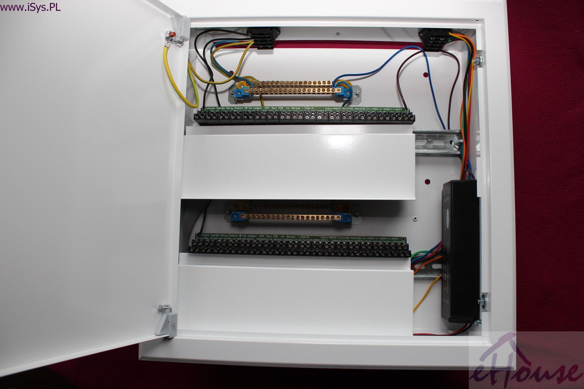 Ehouse Lan Smart Home Midi Switch Board Diy Wiring Switchboard